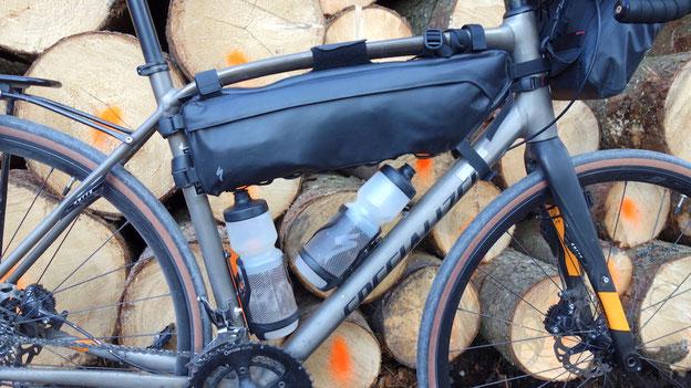 Specialized Diverge, Specialized Burra Burra Framepack, Bikepacking, Gravelbikee
