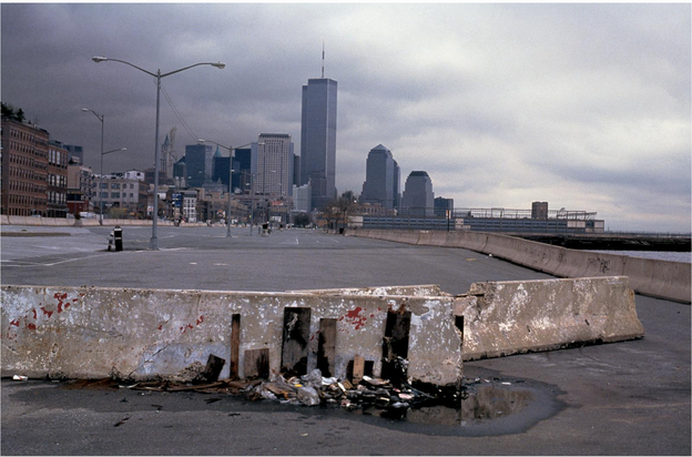 isla dentro de la isla, 1993 cibachrome