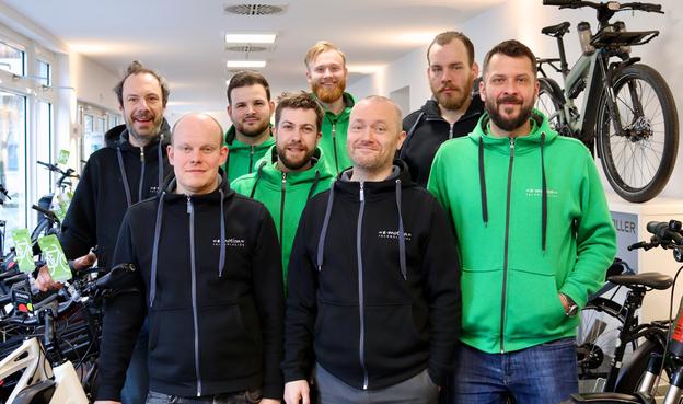 e-motion Elektrofahrrad Experten in Berlin