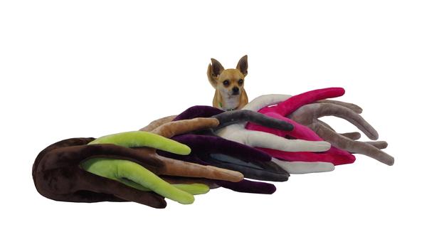 Hundespielzeug Krake