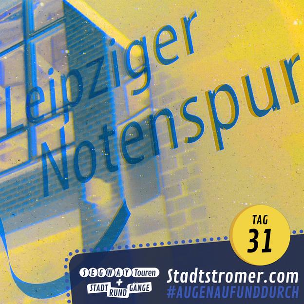 """Bild """"Leipziger Notenspur"""""""