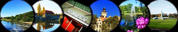Sehenswürdigkeiten in Leipzig