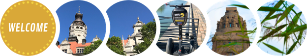 Discover Leipzig on the Segway and with city walks