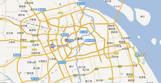 中国 上海 華東師範大学へのアクセス方法 フライト情報