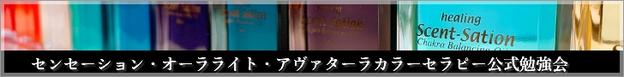 カラーセラピー公式勉強会(センセーション・オーラライト・アヴァターラ本部)