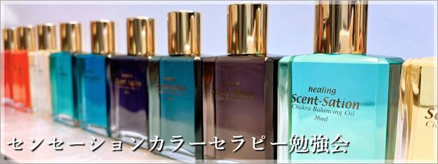 センセーションカラーセラピー勉強会 東京ホワイトターラ