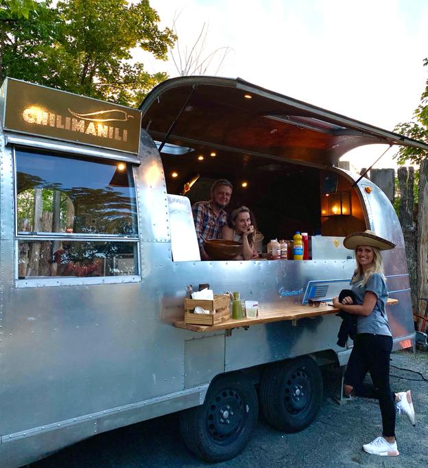 Food Truck - Mexico chilimanili - Streetfood Leipzig