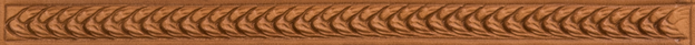 Bordertooling/Punzierung für Deuber-Sättel, Typ BT6240