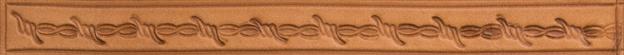 Bordertooling/Punzierung für Deuber-Sättel, Typ BT44