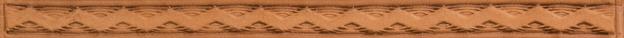 Bordertooling/Punzierung für Deuber-Sättel, Typ BT31