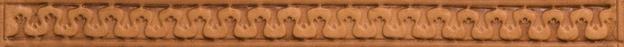 Bordertooling/Punzierung für Deuber-Sättel, Typ BT49