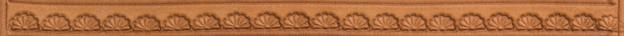 Bordertooling/Punzierung für Deuber-Sättel, Typ BT40