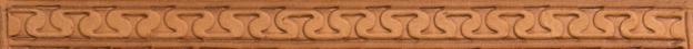Bordertooling/Punzierung für Deuber-Sättel, Typ BT21