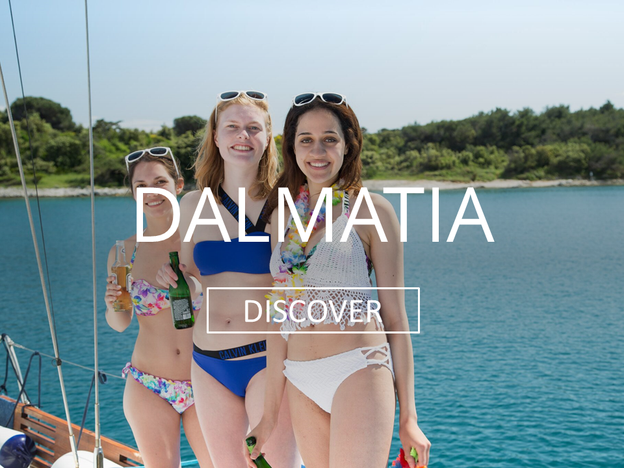 Sailing holiday in Dalmatia - Croatia