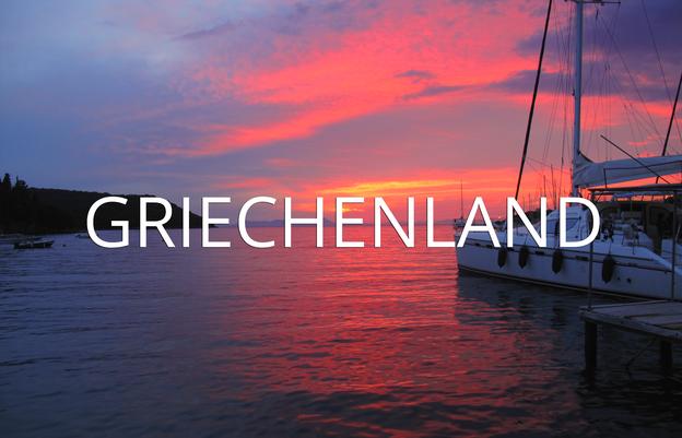 Segelurlaub in Griechenland mit Yacht-Urlaub