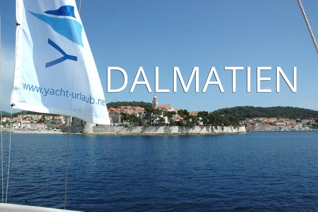 Segelurlaub in Dalmatien mit Yacht-Urlaub