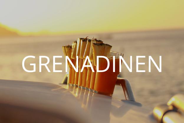 Segelurlaub in der Karibik-Grenadinen mit Yacht-Urlaub