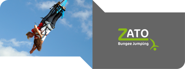 ZATO Bungee Jumping in Leipzig