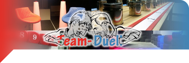 Team-Duell in Leipzig
