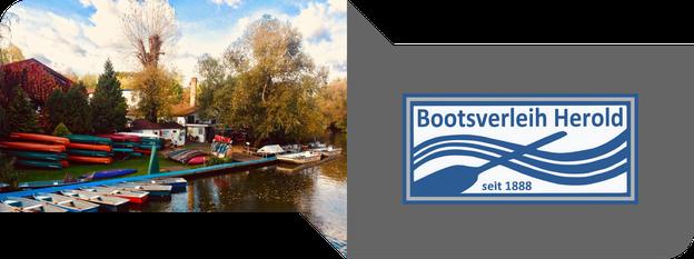 Bootsverleih Herold in Leipzig und am Cospudener See