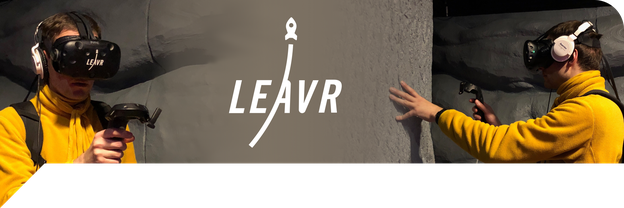 LEAVR - Virtual & Augmented Reality in Leipzig