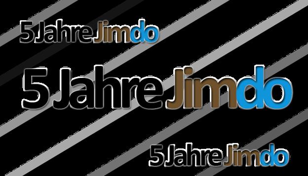 Jimdo Pages Award - 5 Jahre Jimdo