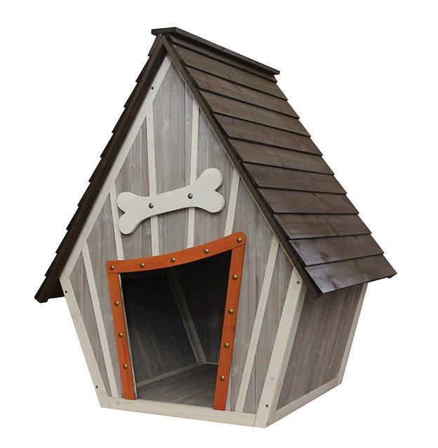 Будка для собак с утеплением деревянная,будка
