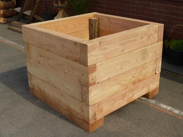ящик деревянный садовый