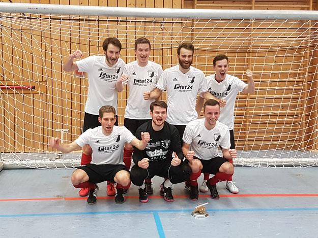 Sieger Derbystar-Cup 2018 - VfL Primstal
