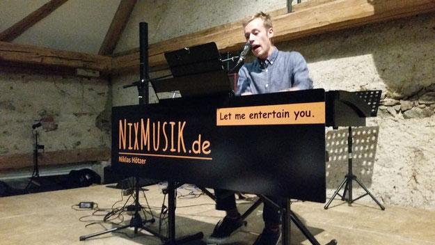 Klosterschiiere, Klosterscheune Oberried, Kleinkunstbühne, Kleinkunstabend, Heim-Spiel