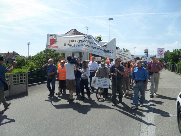manifestation du 2 juin 2012