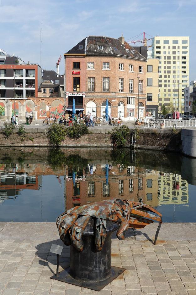 Antwerpen, Museum aan de Stroom