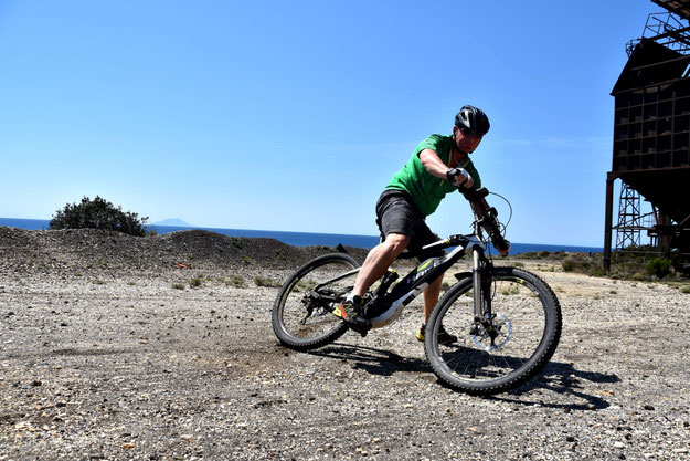 e-motion Ulm: Trailfahrten mit einem e-Mountainbike