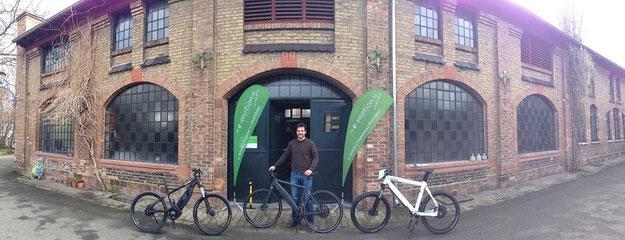 Grace e-Bikes