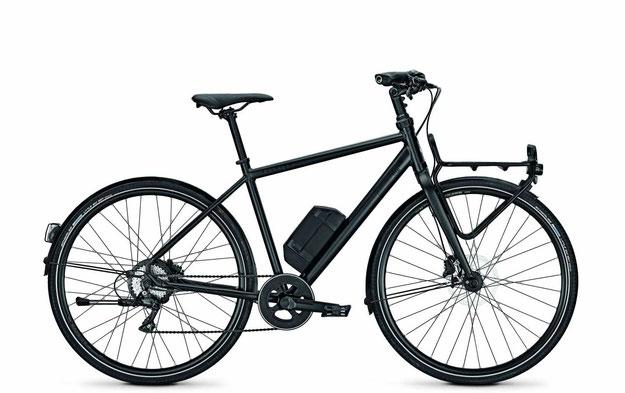Raleigh 2017- Neue e-Bike Highlights auf technischem Höchststand