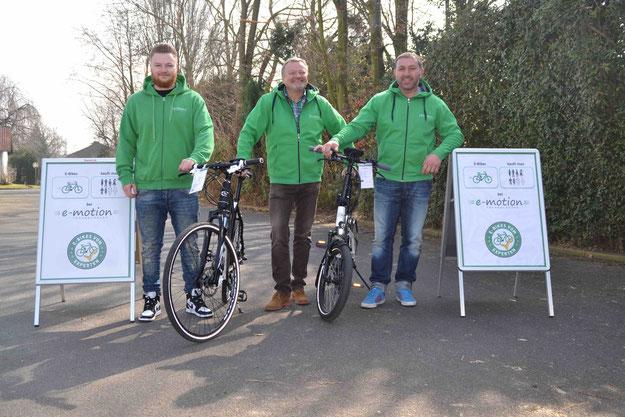 e-motion e-Bike Shop: Neueröffnung in Saarbrücken