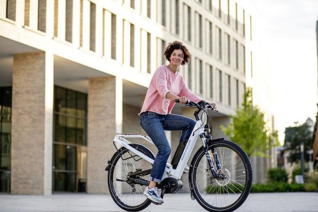 e-Bike Leasing: Mit dem Dienst e-Bike zur Arbeit