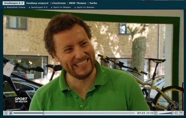 e-Bike Experte aus dem e-motion e-Bike Premium Shop Köln