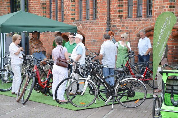 e-Bike Entdeckertag 2012 in Hannover