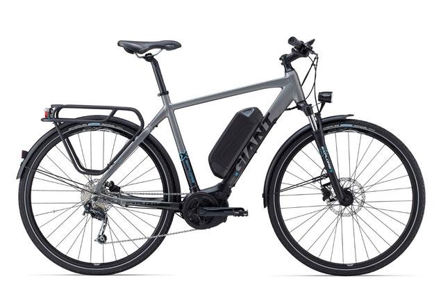 e-Bike Test: Trekking e-Bike Giant Explore E+1 GTS ist der Testsieger