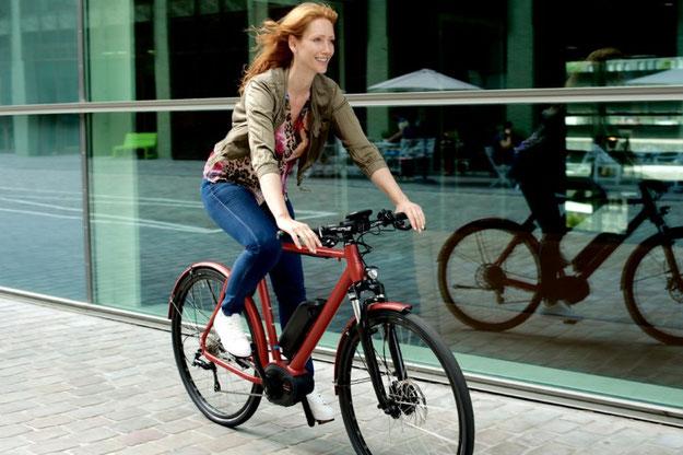 e-Bike Leasing: Den Stau umfahren mit dem Dienst e-Bike