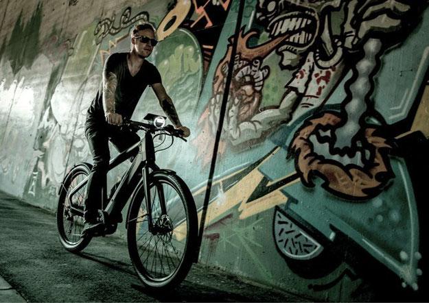 Winora Radar – Connected e-Bike