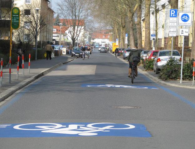eRadschnellweg in Göttingen