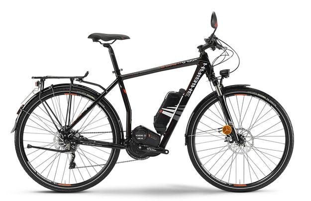 Haibike e-Bike mit Bosch