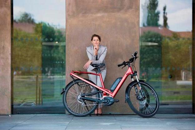 e-Bikes tragen zu einem gesunden Lebensstil bei