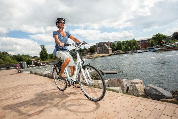 Winora e-Bikes 2015