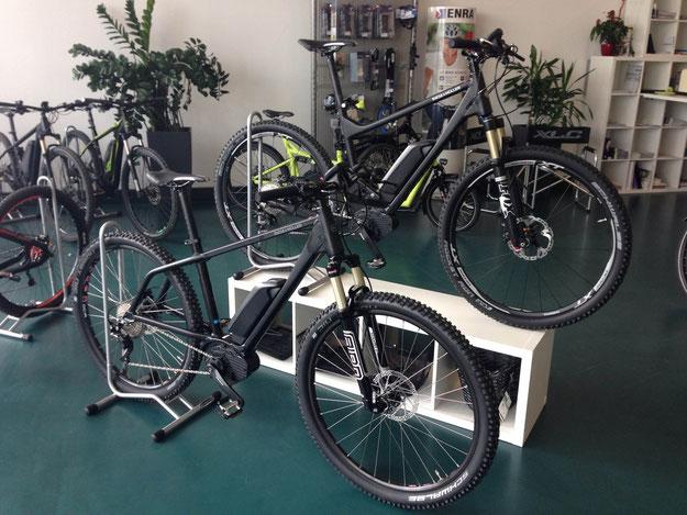 e-motion Ulm: Testen Sie schon jetzt die ersten e-Bikes mit dem neuen Bosch CX-Motor und 500Wh Akku