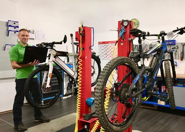 e-Bike Service und Reparatur Braunschweig
