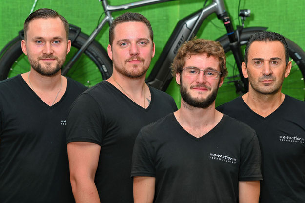 e-Bike Service e-motion e-Bike Welt Frankfurt