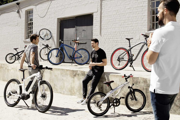 BMW Lifestyle Bikes